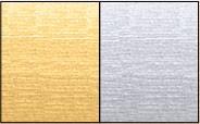 Oro Amarillo y Oro Blanco